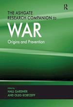The Ashgate Research Companion to War af Hall Gardner, Oleg Kobtzeff