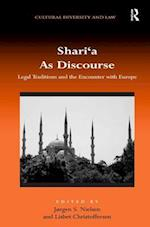 Shari'a as Discourse (Cultural Diversity and Law)