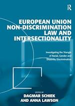 European Union Non-Discrimination Law and Intersectionality