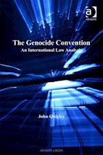 Genocide Convention (INTERNATIONAL AND COMPARATIVE CRIMINAL JUSTICE)