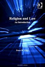 Religion and Law (ASHGATE RELIGION, CULTURE AND SOCIETY SERIES)