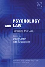 Psychology and Law (Psychology, Crime and Law)