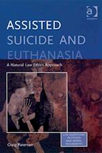 Assisted Suicide and Euthanasia af Craig Paterson