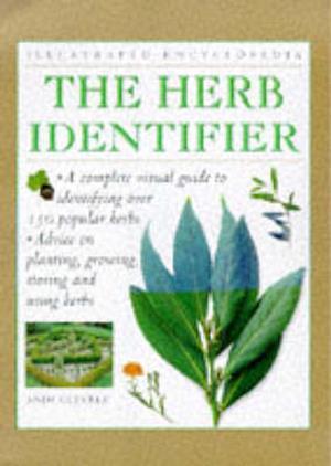 Bog, hardback The Herb Identifier af A. M. Clevely