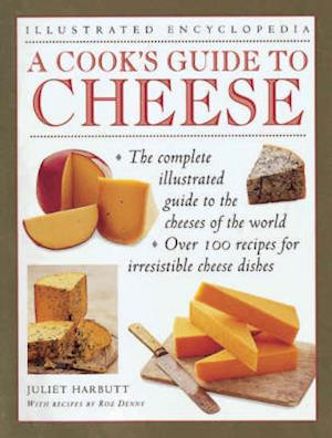 Bog, paperback A Cook's Guide to Cheese af Juliet Harbutt
