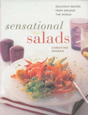 Bog, paperback Sensational Salads af Christine Ingram