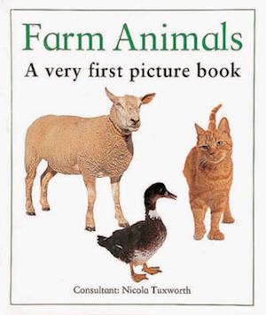 Bog, papbog Farm Animals af Nicola Tuxworth