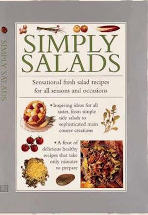 Bog, hardback Simply Salads af Southwater Publishing