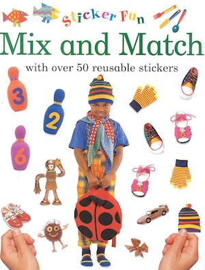 Bog, paperback Sticker Fun: Mix and Match af Lorenz Books