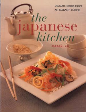 Bog, paperback The Japanese Kitchen af Masaki Ko