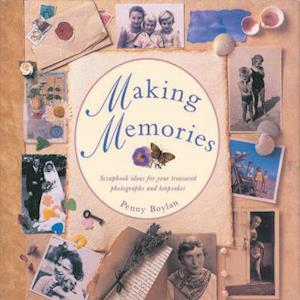 Bog, hardback Making Memories af Penny Boylan