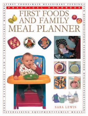 First Foods and Family Meal Planner