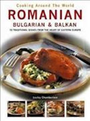 Bog, hardback Romanian, Bulgarian and Balkan af Lesley Chamberlain
