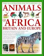 The Illustrated Encyclopedia of Animals of Africa, Britain and Europe af Michael Chinery, Tom Jackson