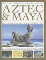 The Illustrated Encyclopedia of the Aztec and Maya af Charles Phillips