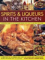 Spirits & Liqueurs for Cooking