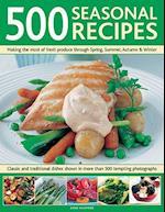 500 Seasonal Recipes
