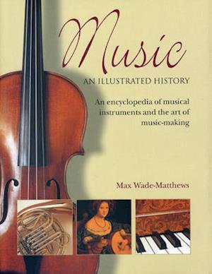 Bog, hardback Music af Max Wade-Matthews