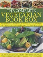 The Complete Vegetarian Book Box