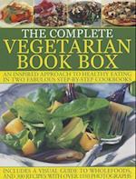 Complete Vegetarian Book Box