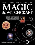 The Illustrated History of Magic & Witchcraft af Susan Greenwood