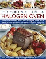Cooking in a Halogen Oven af Jennie Shapter