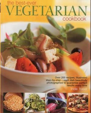 Best-Ever Vegetarian Cookbook