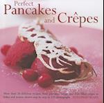 Perfect Pancakes and Crepes af Susannah Blake
