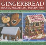 Gingerbread Houses, Animals and Decorations af Joanna Farrow
