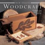 New Crafts: Woodcraft af Sally Walton