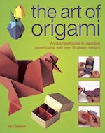 The Art of Origami af Rick Beech