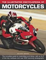 The Illustrated Encyclopedia of Motorcycles af Roland Brown