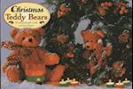 Christmas Teddy Bears' Card Box of 20 Notecards and Envelopes af Peony Press
