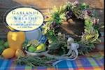 Garlands & Wreaths - Card Box of 20 Notecards and Envelopes