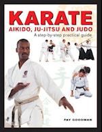 Karate, Aikido, Ju-Jitsu and Judo