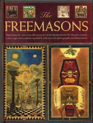Bog, hardback The Freemasons af Jeremy Harwood