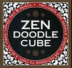 Zen Doodle Cube af Peony Press