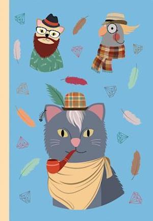 The Hipster Animals Collection