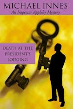 Death At The President's Lodging (Inspector Appleby)