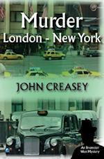 Murder, London - New York (Inspector West, nr. 23)