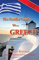 The Insider Guide to Greece af Robert Bowman