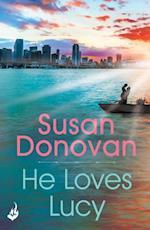 He Loves Lucy af Susan Donovan