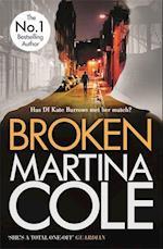 Broken af Martina Cole
