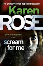 Scream For Me (The Philadelphia/Atlanta Series Book 2) af Karen Rose