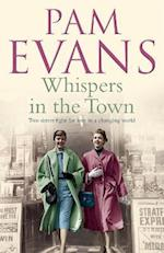 Whispers in the Town af Pamela Evans