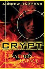 CRYPT: Traitor's Revenge af Andrew Hammond