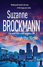 All Through the Night: Troubleshooters 12 af Suzanne Brockmann