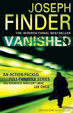 Vanished af Joseph Finder