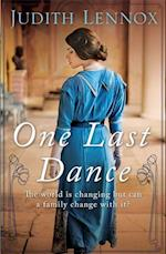 One Last Dance af Judith Lennox
