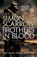 Brothers in Blood (Eagles of the Empire 13) (Cato Macro)